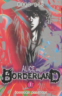 Vignette du livre Alice in Borderland T.1