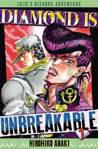 Vignette du livre Diamond is Unbreakable T.1