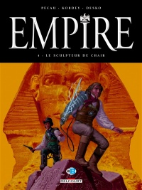 Vignette du livre Empire T.4 : Le sculpteur de chair