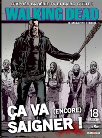 Vignette du livre Walking Dead : le magazine officiel, No 18 (couverture B)