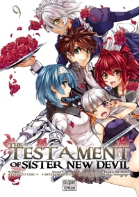 Vignette du livre The Testament of Sister New Devil T.9