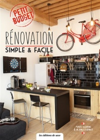 Vignette du livre Rénovation simple & facile : petit budget
