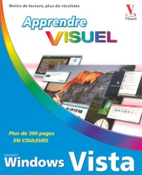 Vignette du livre Apprendre Visuel Windows Vista - Paul McFedries