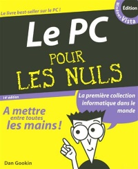 Vignette du livre PC (WINDOWS VISTA)