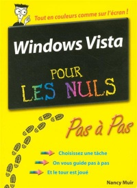Windows Vista pour les Nuls - Nancy Muir