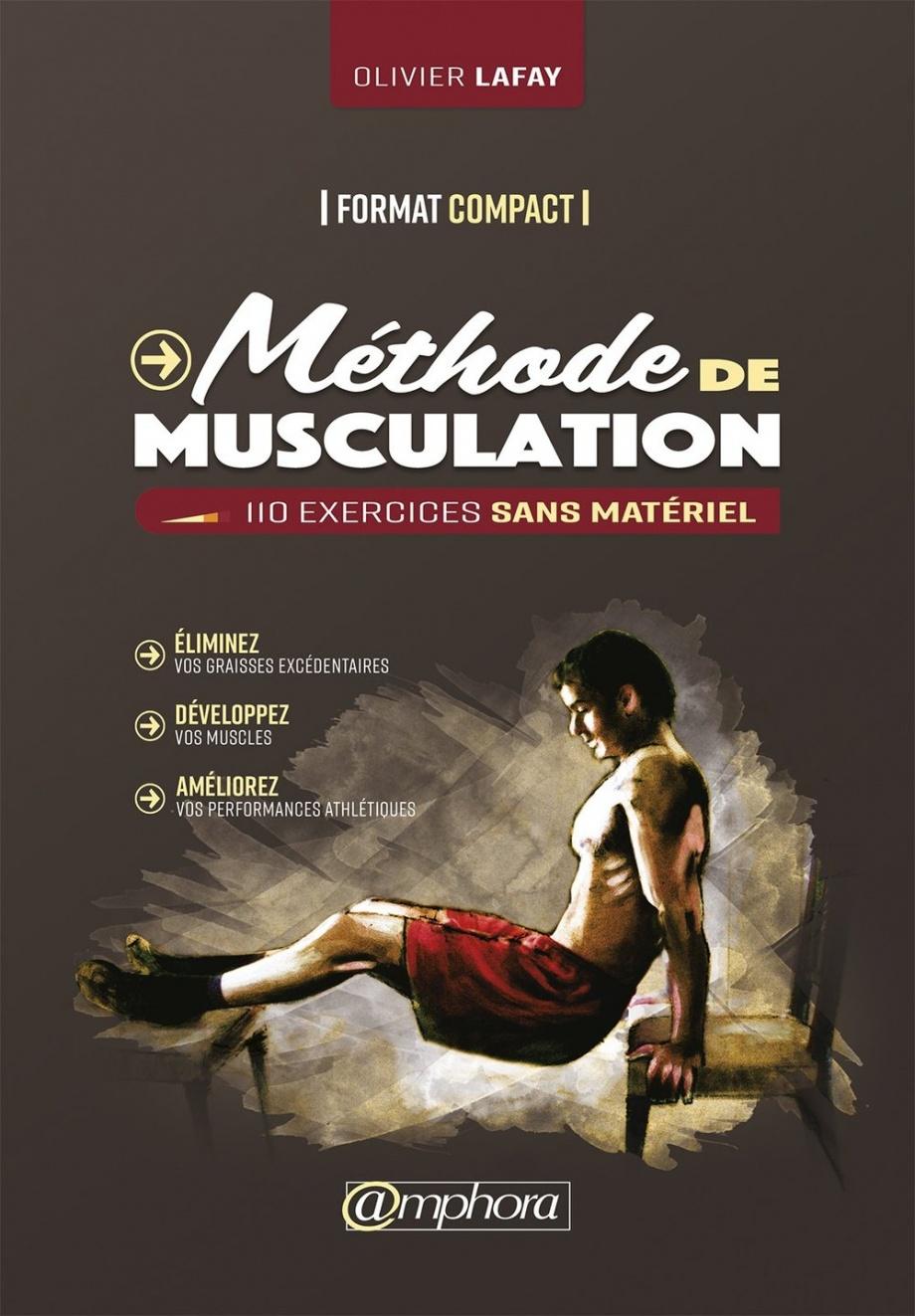 Méthode de musculation : 110 exercices sans matériel par Olivier Lafay, Hervé Audouy   Sports ...
