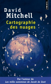Cartographie des nuages - David Mitchell