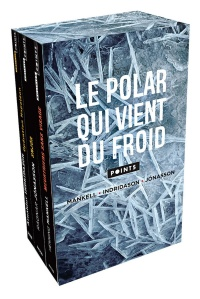 5c5153195cc148 Coffret Le polar qui vient du froid (... Henning Mankell , Arnaldur  Indridason