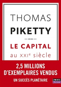 Le capital au XXIe siècle - Thomas Piketty