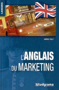 Vignette du livre Anglais du marketing (L')