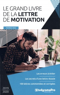 Vignette du livre Le grand livre de la lettre de motivation
