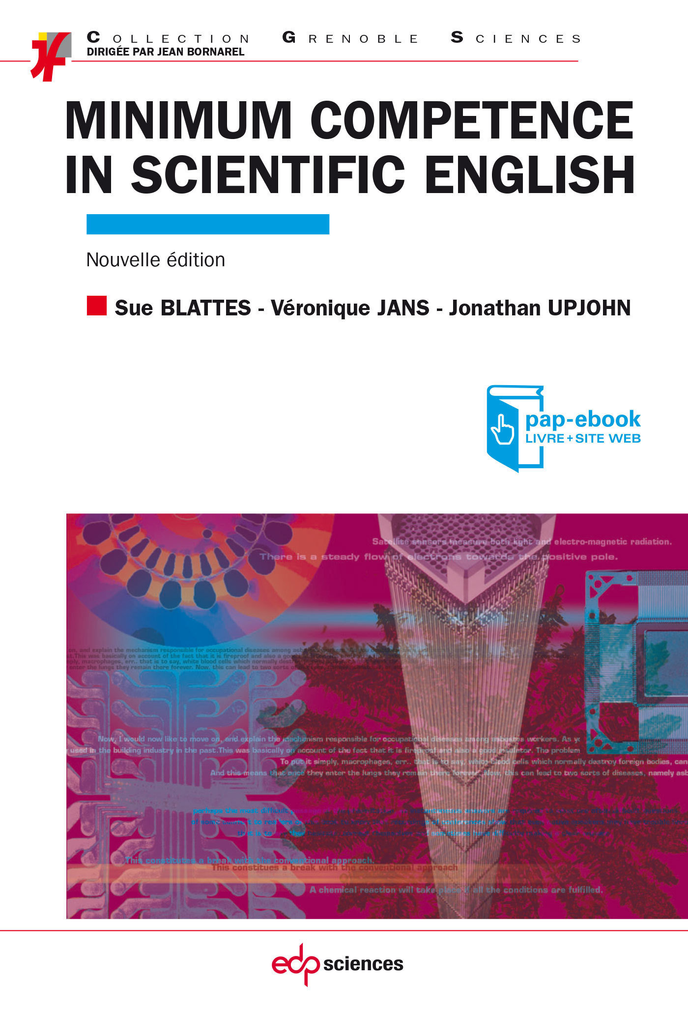 Vignette du livre Minimum competence in scientific English