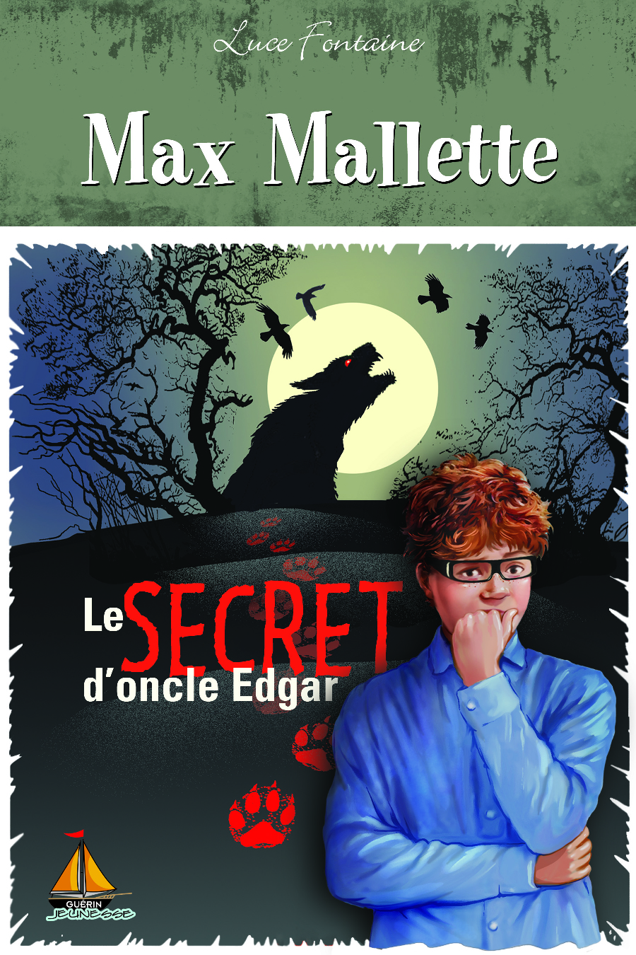 Vignette du livre Max Mallette :Le secret d'oncle Edgar