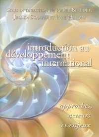 Vignette du livre Introduction au développement international