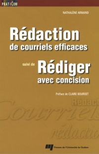 Rédaction de courriels efficaces - Nathalène Armand