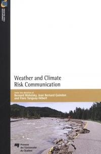 Vignette du livre Weather and Climate Risk Communication
