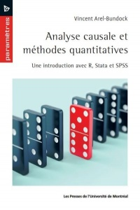Vignette du livre Analyse causale et méthodes quantitatives : une introduction...