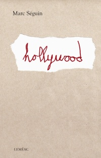 Vignette du livre Hollywood - Marc Séguin
