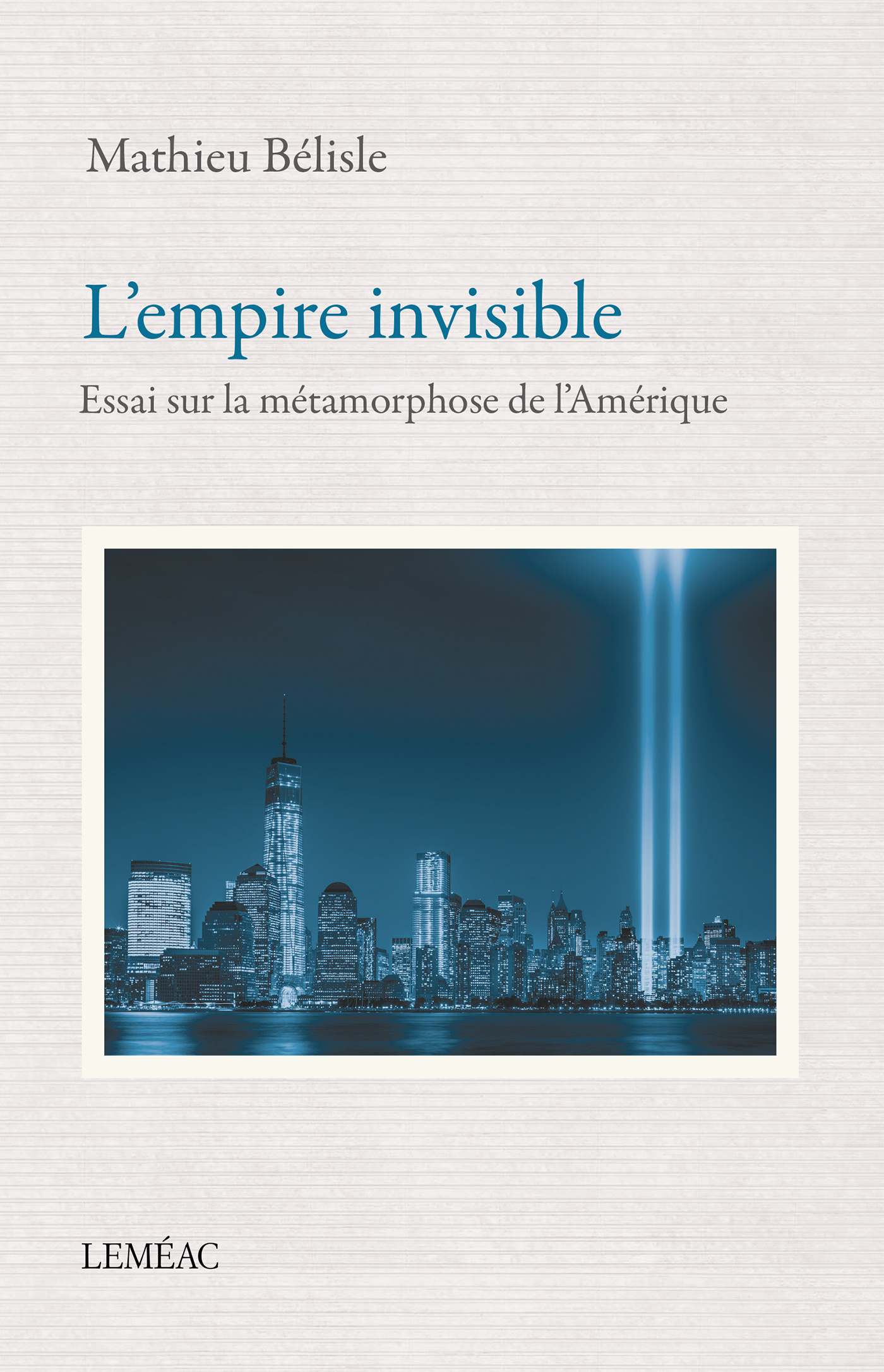 Vignette du livre L'empire invisible