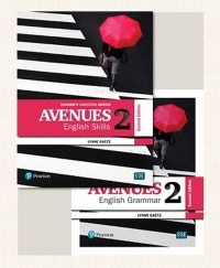 Vignette du livre Avenues 2 : Skills &Grammar : Book + Review Guide + eText + M