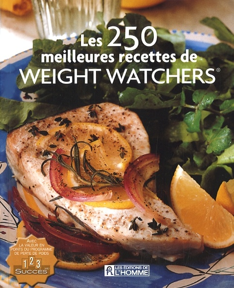 250 meilleures recettes weight watchers par weight watchers cuisine cuisine sant di t tique. Black Bedroom Furniture Sets. Home Design Ideas