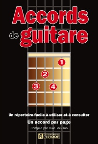 Vignette du livre Accords de Guitare - Jake Jackson