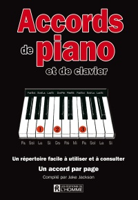Accords de piano et de clavier - Jake Jackson
