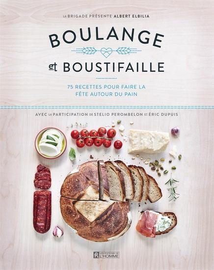 Livre Boulange et Boustifaille