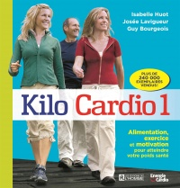 Vignette du livre Kilo Cardio T.1: Alimentation, exercices et motivation...