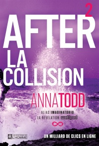 Vignette du livre After T.2 : La collision