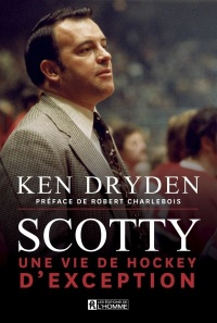 Vignette du livre Scotty : une vie de hockey d'exception