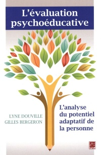 Vignette du livre L'évaluation psychoéducative: l'analyse du potentiel adaptatif...