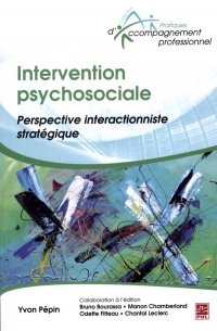 Vignette du livre Intervention psychosociale : perspective interactionniste...