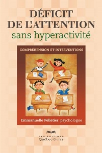 Vignette du livre Déficit d'attention sans hyperactivité