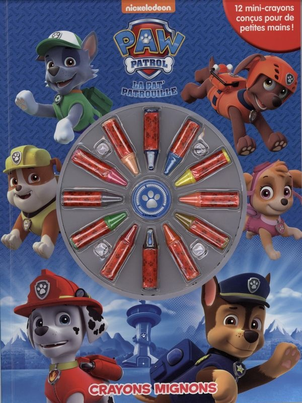 paw patrol la pat patrouille jeunesse coloriage. Black Bedroom Furniture Sets. Home Design Ideas