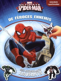 Vignette du livre Marvel Ultimate Spider-Man