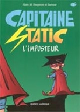 Capitaine Static T.2 : L'imposteur,  Sampar