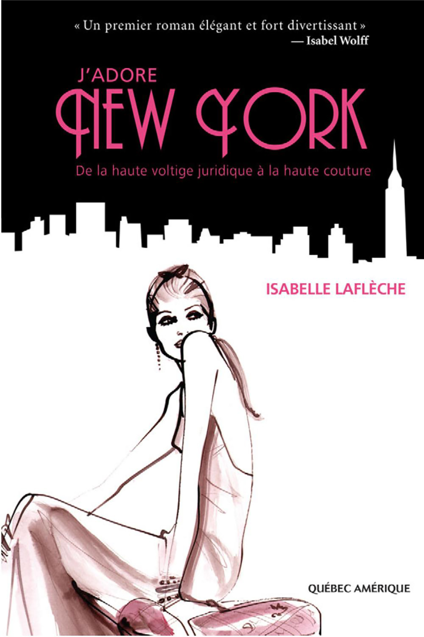 J'Adore New York - Isabelle Lafleche