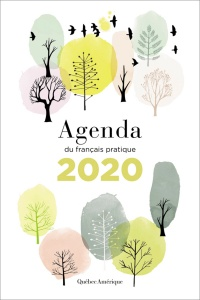 L'agenda du français pratique 2020 - Liliane Michaud