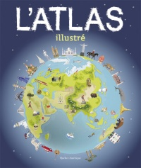 L'atlas illustré - Andrew Brooks
