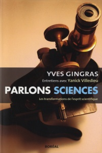Parlons Sciences - Yves Gingras
