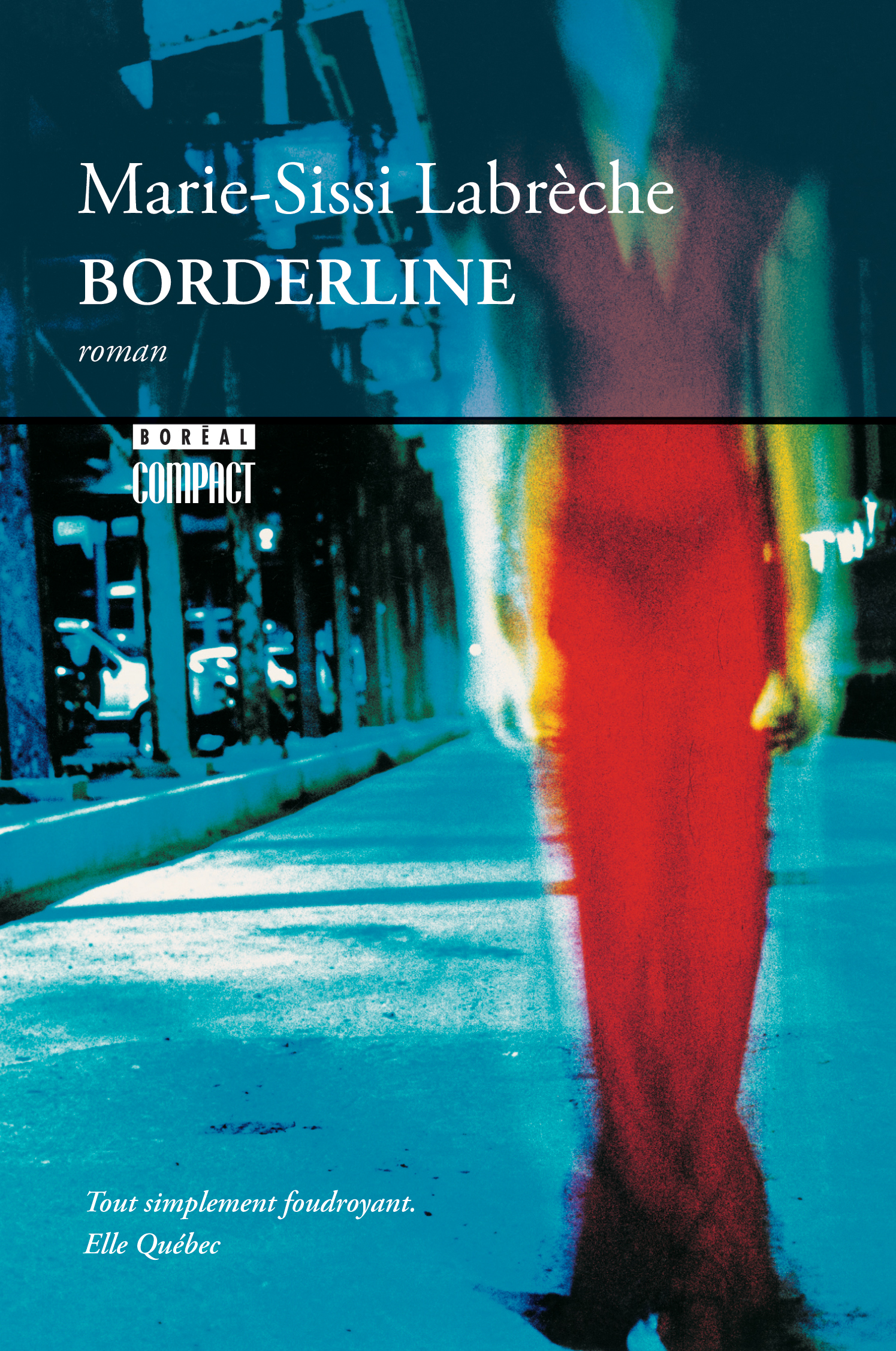 Vignette du livre Borderline