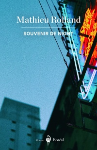 Souvenir de Night - Mathieu Rolland