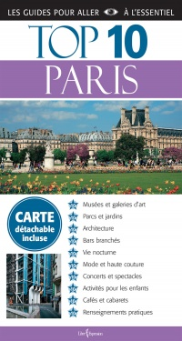 Vignette du livre Paris Top 10