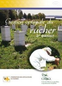 Vignette du livre Gestion optimale du rucher, 2e édition