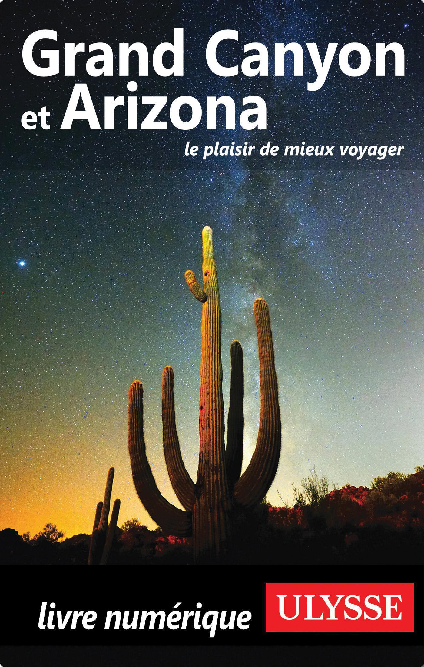 Vignette du livre Grand Canyon et Arizona