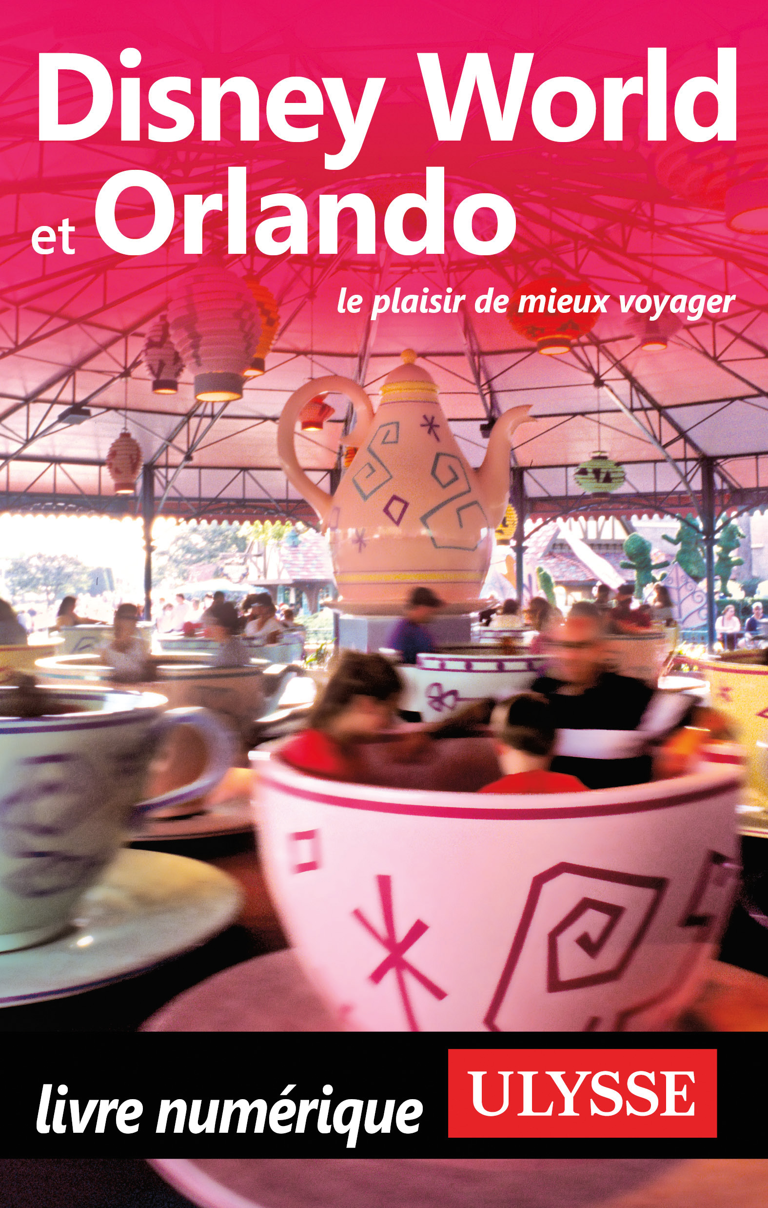 Vignette du livre Disney World et Orlando - Claude Morneau