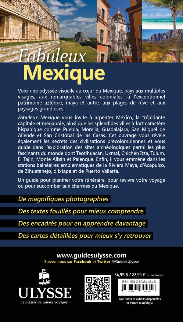 Fabuleux Mexique revers