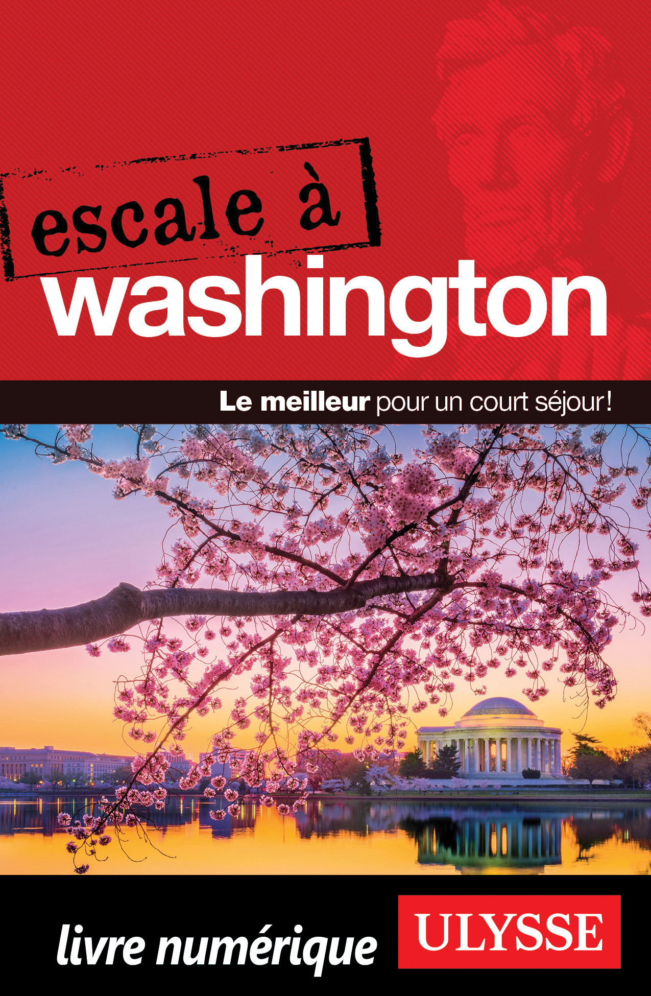 Vignette du livre Escale à Washington, D.C.