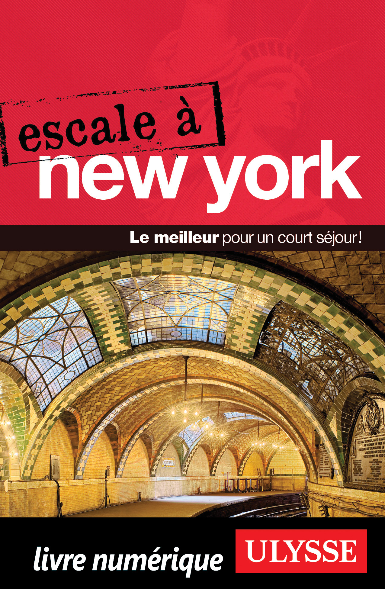 Vignette du livre Escale à New York